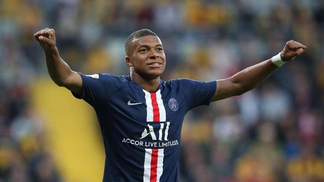 Mbappe Hampir Pasti ke Real Madrid