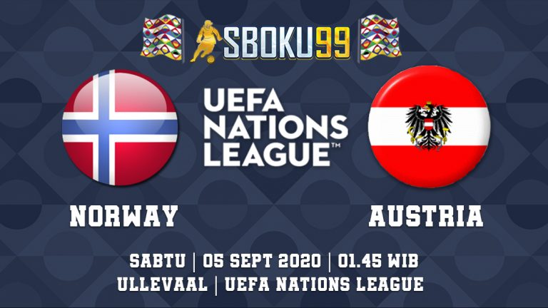 Prediksi Norway Vs Austria 05 September 2020